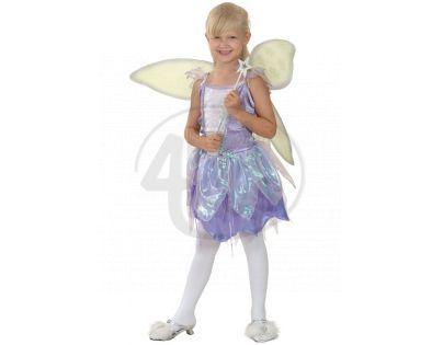 Made Dětský kostým Víla 120-130cm