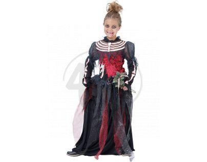 Made Dětský kostým Zombie dívka 120-130 cm