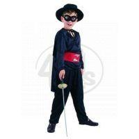 Made Dětský kostým Zorro 6-8 let
