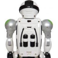 Made Interaktivní robot Zigy - Černý 4
