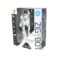 Made Interaktivní robot Zigy - Černý 6