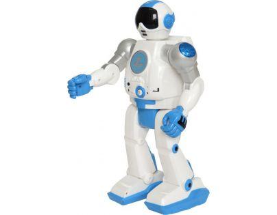 Made Interaktivní robot Zigy - Modrý