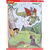 MaDe Josef Lada Puzzle 24d