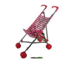 MaDe 78304 - Kočárek pro panenky - golfové hole