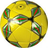 Made Míč fotbalový 23 cm žlutý