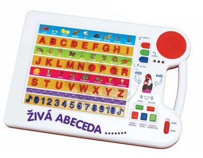 MaDe 70198 - Tabulka naučná, živá abeceda