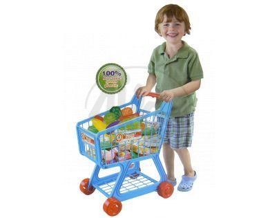 Made Nákupní košík s potravinami
