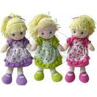 MaDe 75198 - Panenka textilní, zpívá česky, slovensky a anglicky