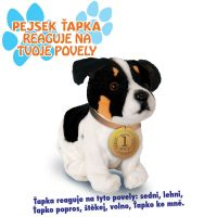 Made Pes Jack Russel interaktivní 2