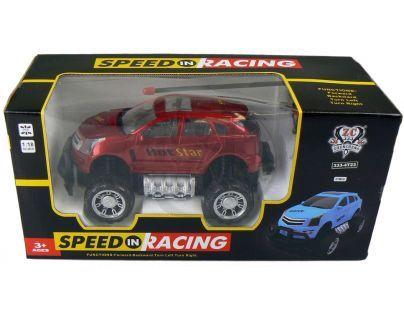 Made RC Auto 22 cm - Červená