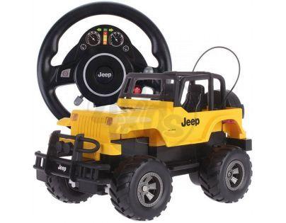 Made RC Auto Jeep - Žlutá