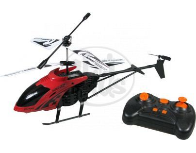 Made RC Helikoptéra - červená