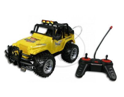 Made RC Jeep 1:16