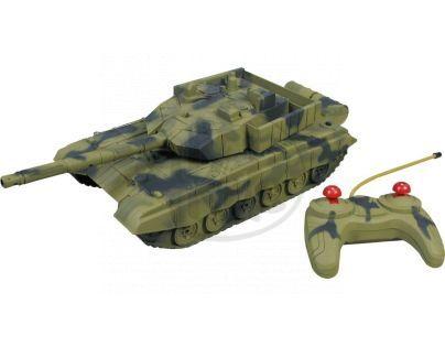 Made RC Tank Type 99 na dálkové ovládání - zelený