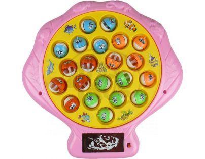 Made Rybičky na baterie - Růžová