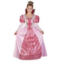 Made Šaty na karneval Královna 120-130 cm