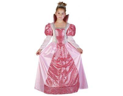 Made Šaty na karneval Královna 130-140 cm