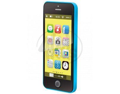 Made Smart phone 40 melodií - Modrá