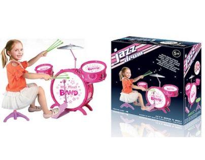 Made Souprava bubnů - Růžová