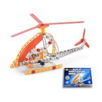 Made Stavebnice Malý mechanik Helikoptéra