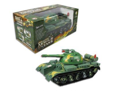 Made Tank na baterie