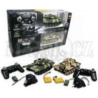 Made Tank na dálkové ovládání 2ks - Poškozený obal