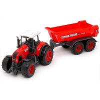 MaDe Traktor s přívěsem 27 cm Válník Tipping  Trailer