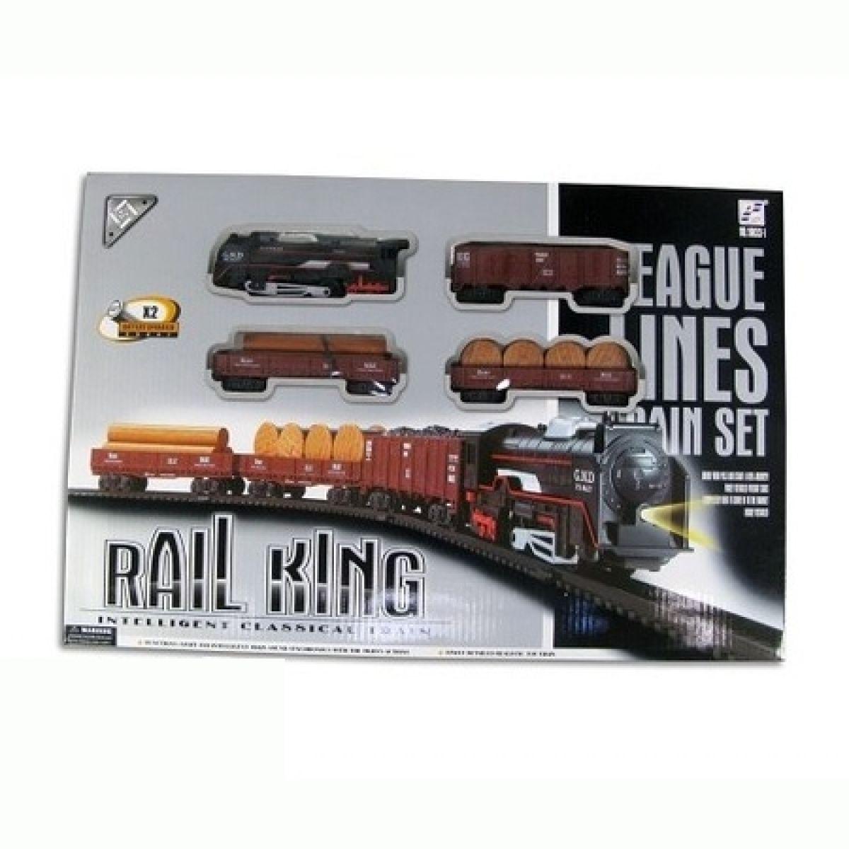 Vlaková souprava nákladní větší na baterie