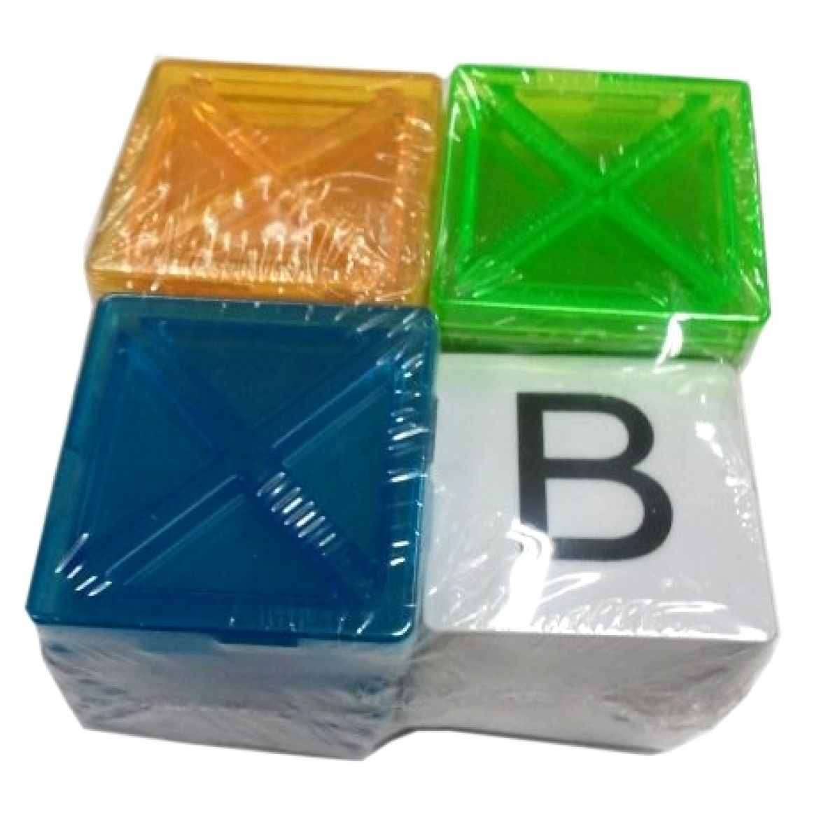 Magformers Panely ABC