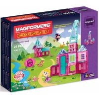 Magformers Princess Castle Set 78ks