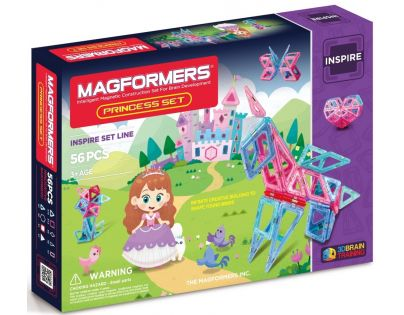 Magformers Princess Set 56ks