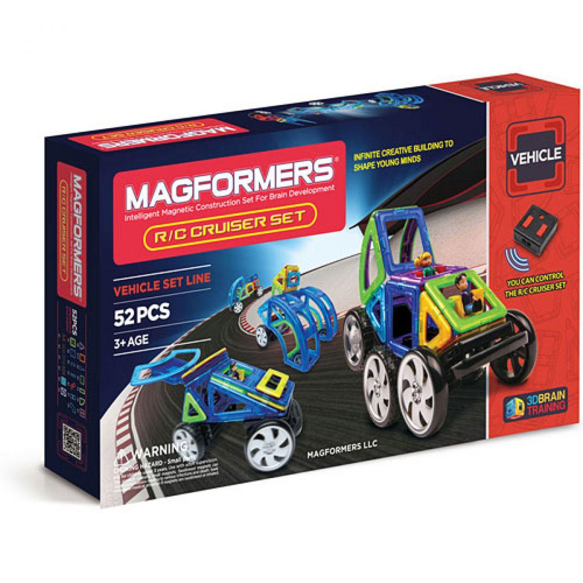 Magformers RC Bugy 52 ks