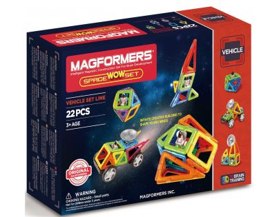 Magformers Space Wow Starter 22ks