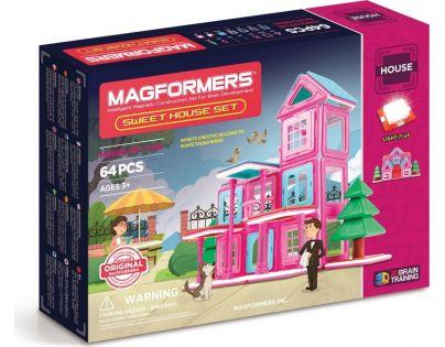 Magformers Sweet House 64ks