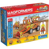 Magformers XL Cruisers Stavební auto