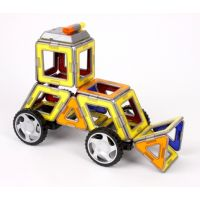 Magformers XL Cruisers Stavební auto 5