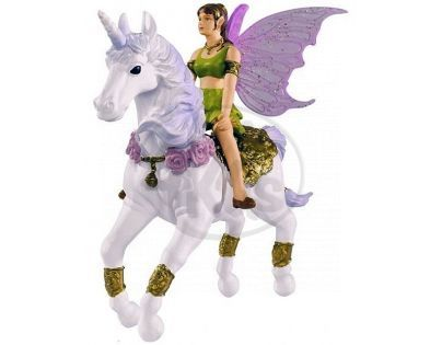 Simba Magic Fairies na koni - Jednorožec bílý