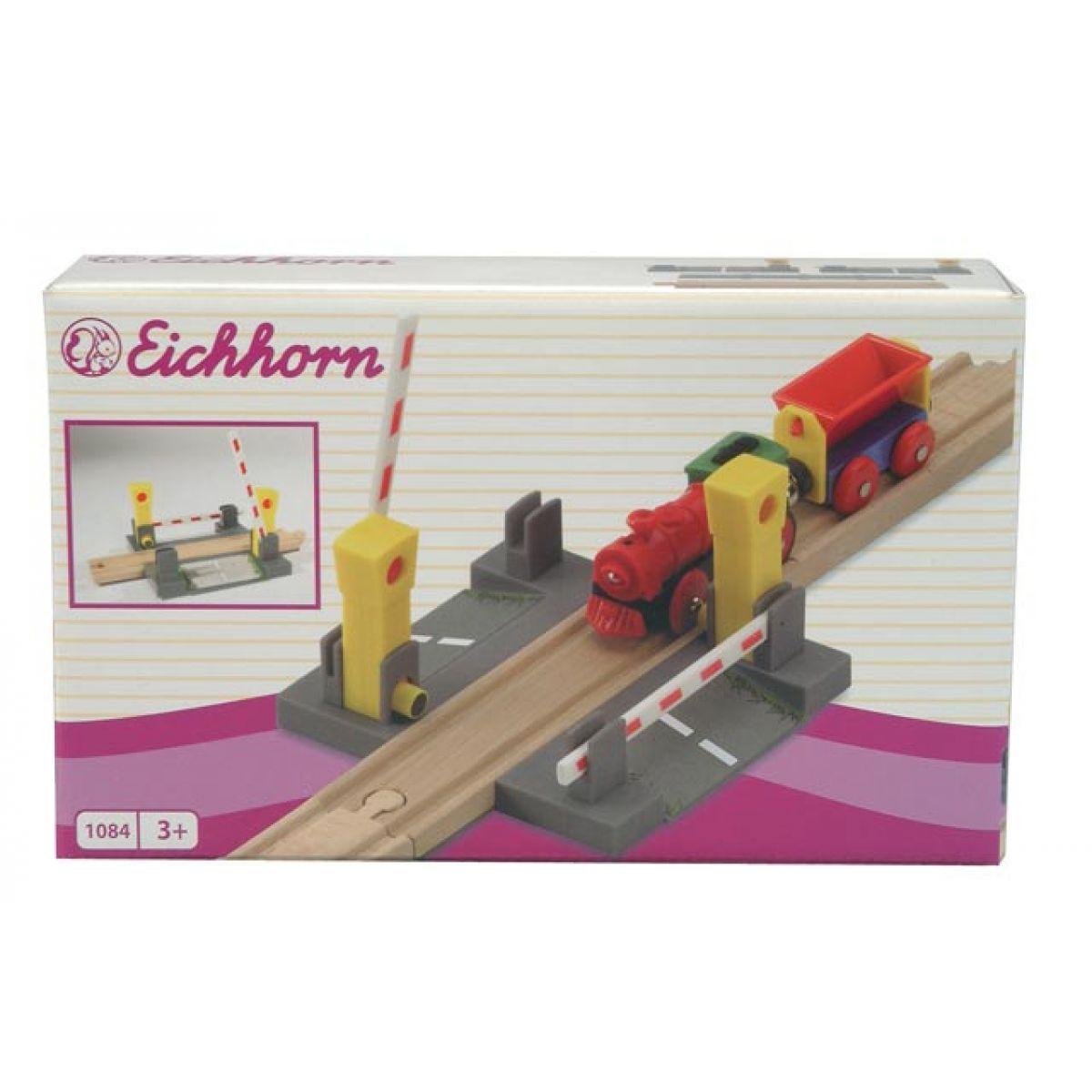 Eichhorn S 1084 - Magnetický zvedací vlakový přejezd