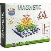 Magnetická stavebnica 200 dielikov