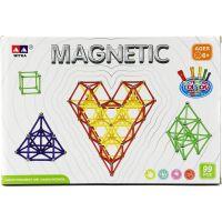 Magnetická stavebnice 99 dílků