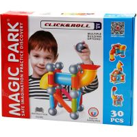 EP Line Magnetická stavebnice Magic Park 30