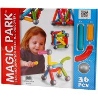 EP Line Magnetická stavebnice Magic Park 36
