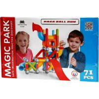 EP Line Magnetická stavebnice Magic Park 71