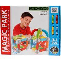 EP Line Magnetická stavebnice Magic Park LED 31