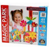 EP Line Magnetická stavebnice Magic Park LED 41