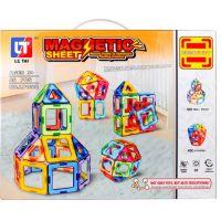 EP Line Magnetická stavebnice Magnetic Sheet 46