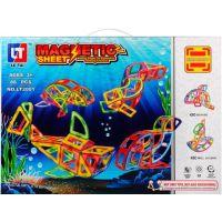EP Line Magnetická stavebnice Magnetic Sheet 88
