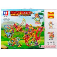 EP Line Magnetická stavebnice Magnetic Sheet 89