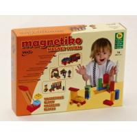 Magnetiko Magnetická Stavebnica Starter 16 ks 5