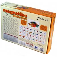 Magnetiko Magnetická Stavebnica Starter 16 ks 6
